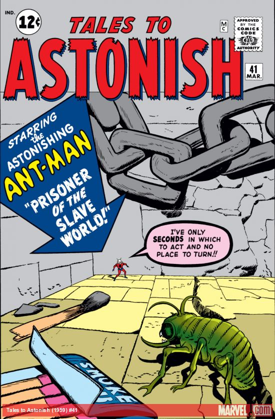 Tales to Astonish (1959) #41