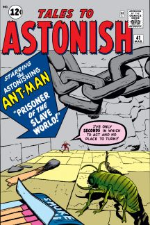 Tales to Astonish (1959) #41