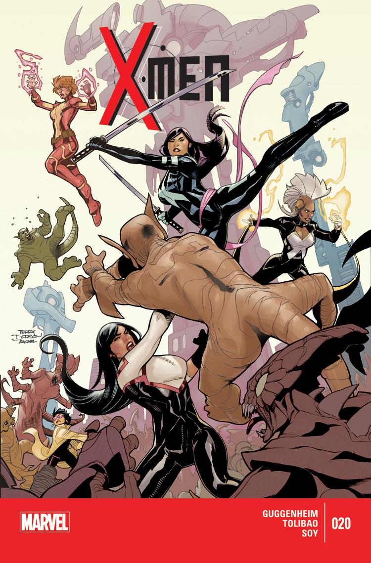 X-Men (2013) #20