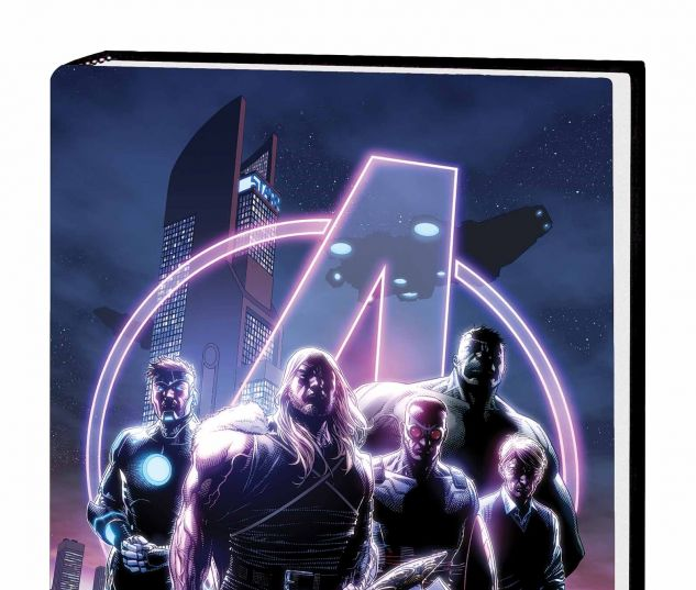 AVENGERS: TIME RUNS OUT VOL. 1 PREMIERE HC (WITH DIGITAL CODE)