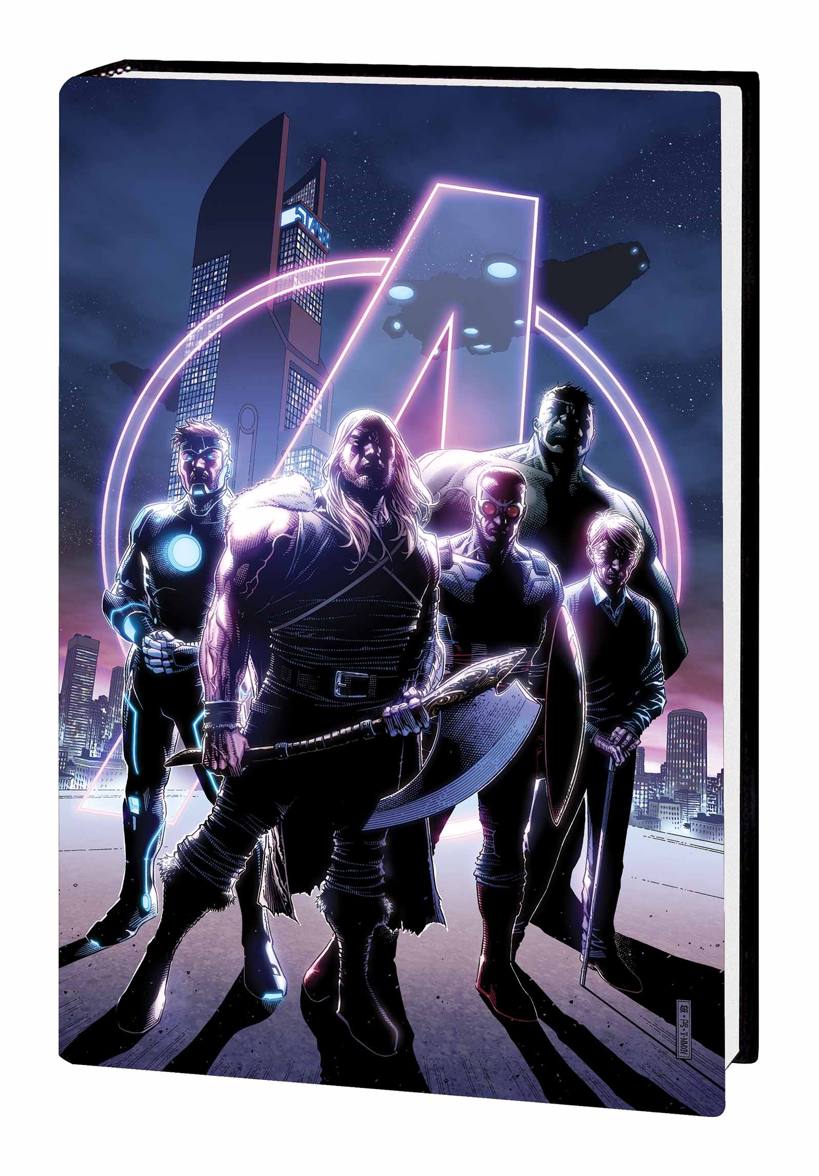 Avengers: Time Runs Out Vol. 1 (Hardcover)