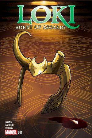 Loki: Agent of Asgard (2014) #11