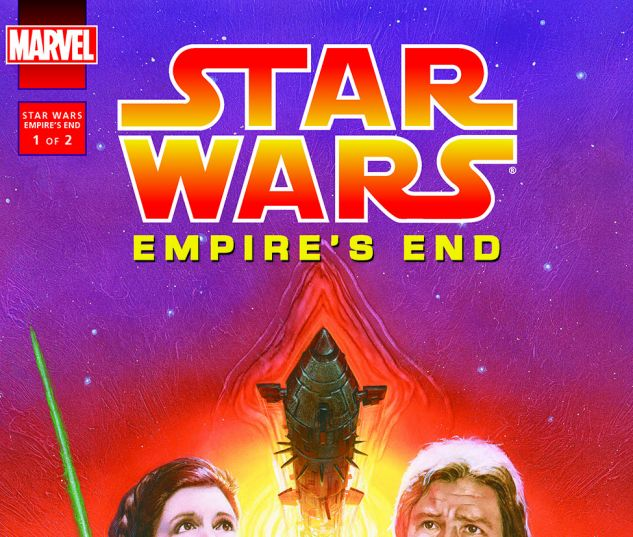 Star Wars: Empire'S End (1995) #1