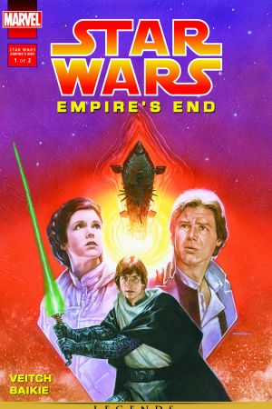 Star Wars: Empire's End #1