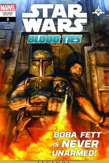 Star Wars: Blood Ties (2010) #3