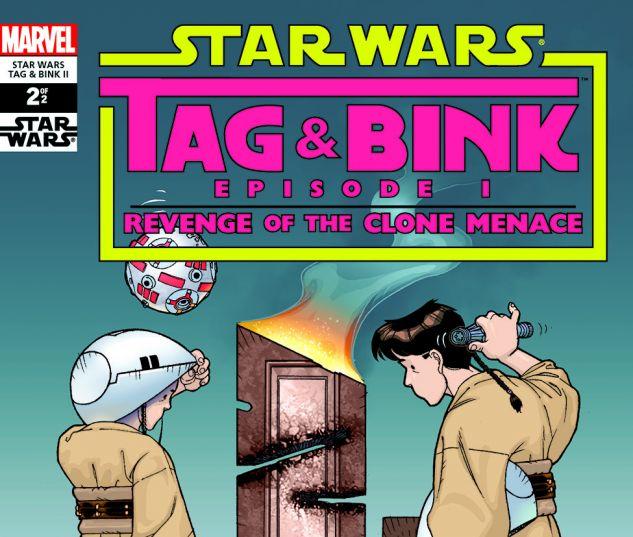 Star Wars: Tag & Bink II (2006) #2