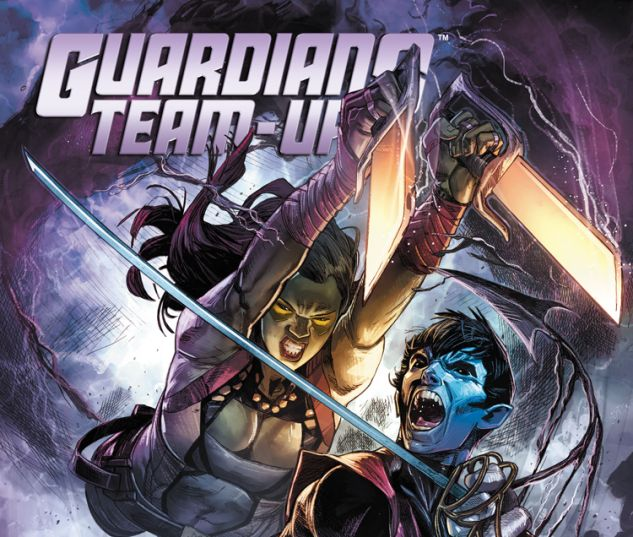 GUARDIANS TEAM-UP 6 (WITH DIGITAL CODE)