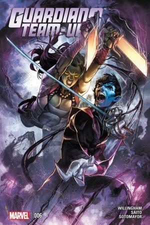 Guardians Team-Up (2015) #6