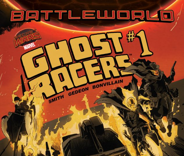 GHOST RACERS 1 (SW, WITH DIGITAL CODE)