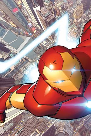 Invincible Iron Man (2015) #1