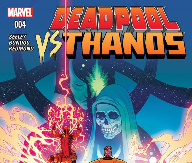 DEADPOOL VS. THANOS 4 (WITH DIGITAL CODE)