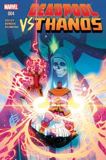 Deadpool Vs. Thanos #4