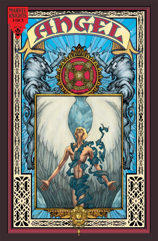 Angel: Revelations (2008) #3