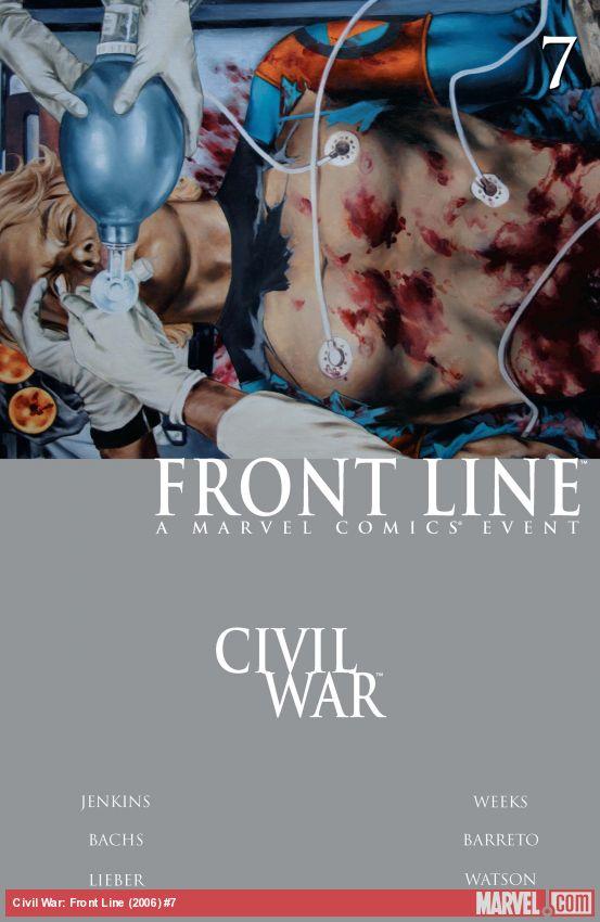 Civil War: Front Line (2006) #7