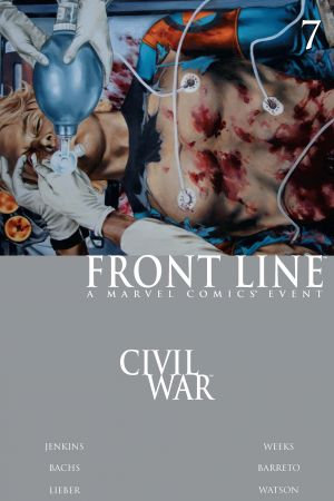 Civil War: Front Line #7