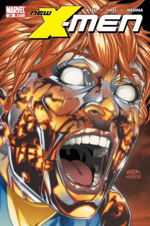 New X-Men: Childhood's End Vol. 2 (Trade Paperback)