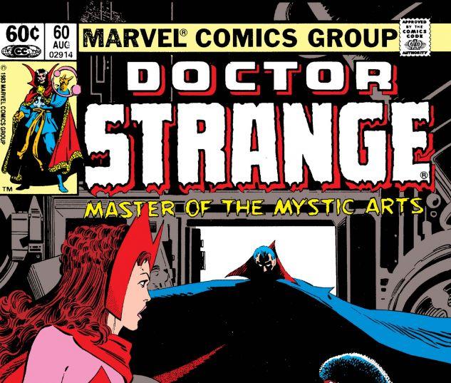 Dr. Strange (1974) #60