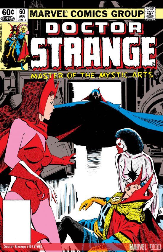 Doctor Strange (1974) #60