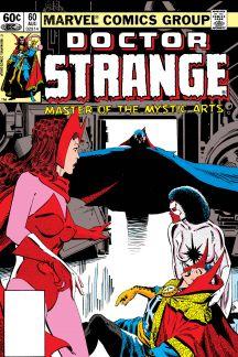 Doctor Strange #60