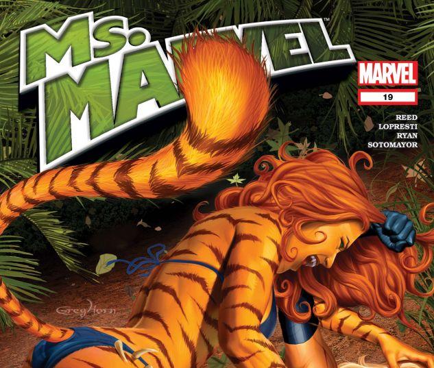 Ms. Marvel (2006) #19