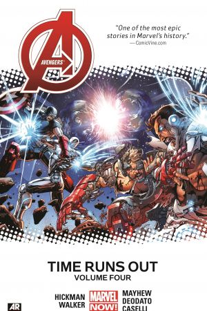 Avengers: Time Runs Out Vol. 4 (Hardcover)