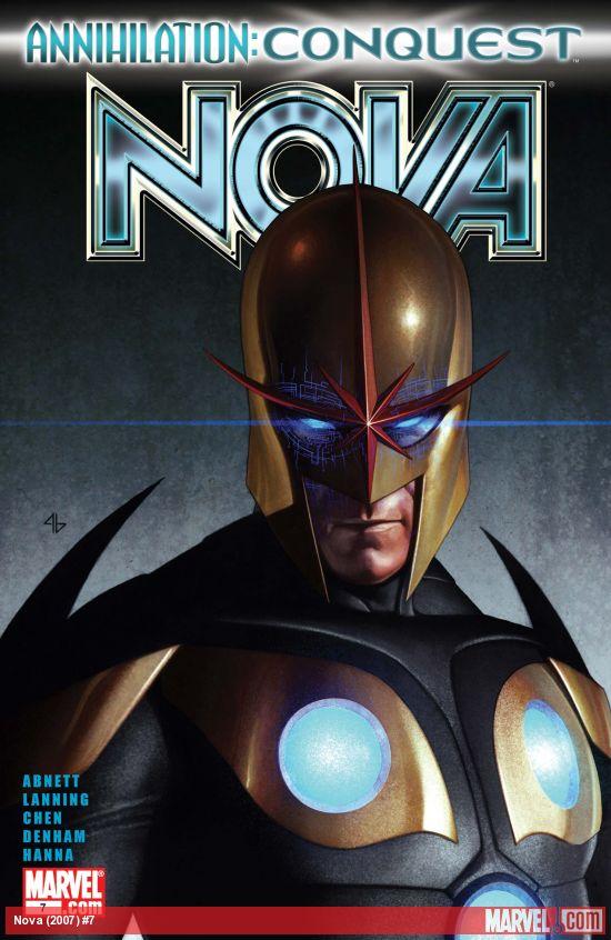 Nova (2007) #7