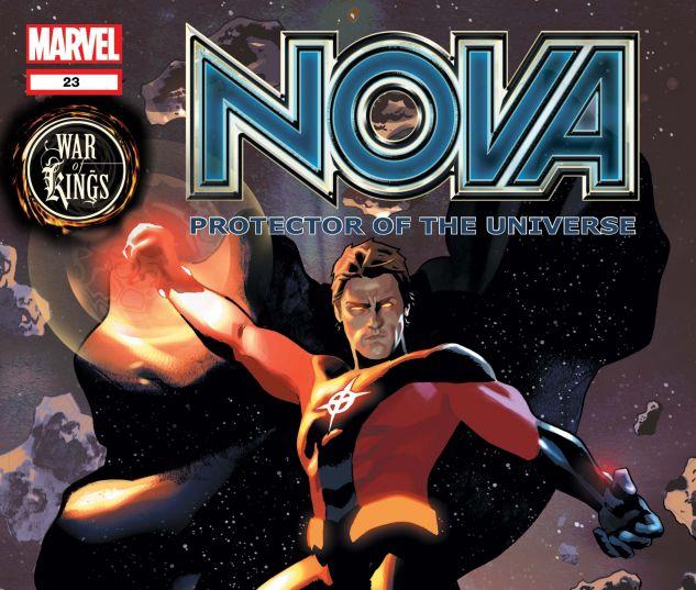 NOVA (2007) #23