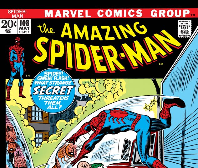 Amazing Spider-Man (1963) #108