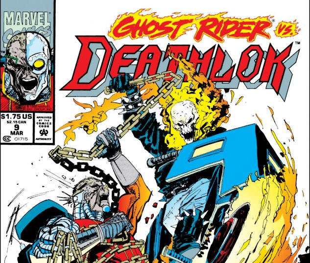 Deathlok (1991) #9