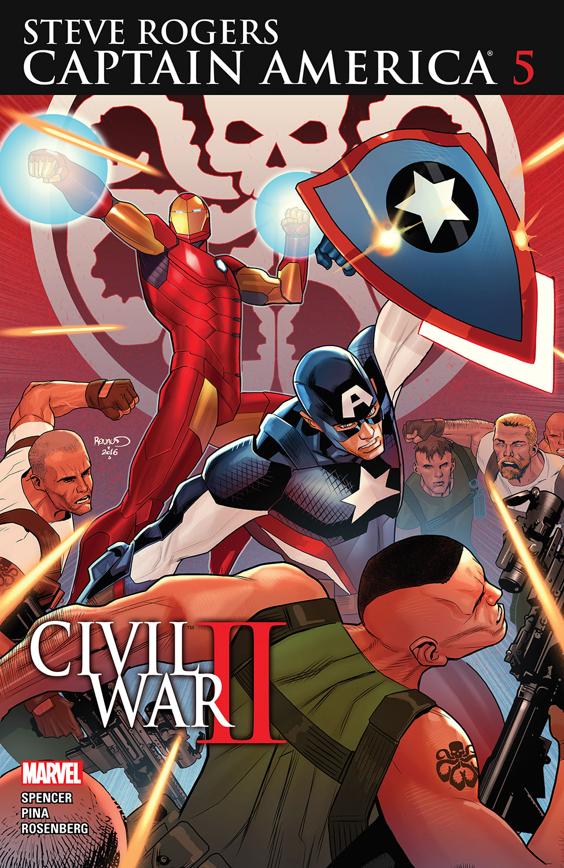 Captain America: Steve Rogers (2016) #5