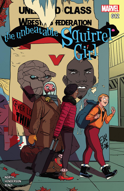 The Unbeatable Squirrel Girl (2015) #12