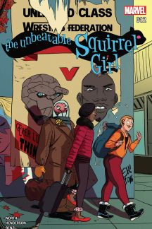 The Unbeatable Squirrel Girl (2015) #12