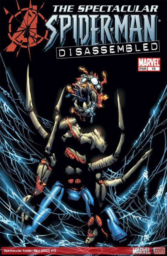 Spectacular Spider-Man (2003) #19