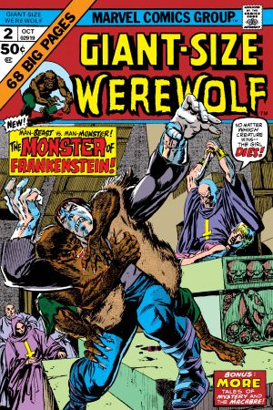 Giant-Size Werewolf by Night (1974) #2