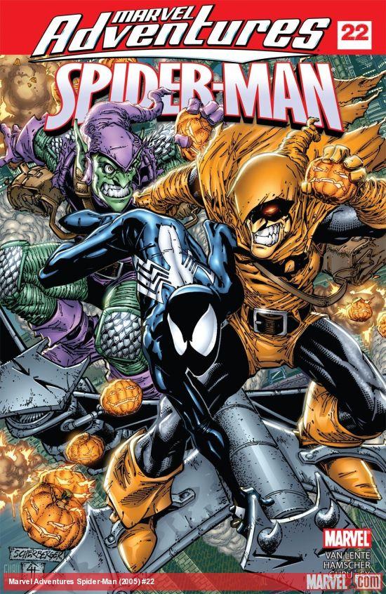 Marvel Adventures Spider-Man (2005) #22