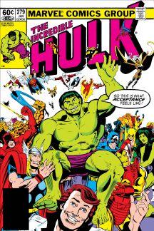 Incredible Hulk (1962) #279