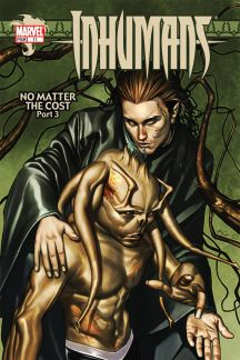 Inhumans (2003) #11
