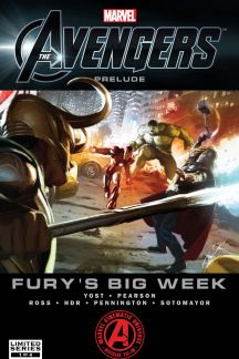 Marvel's The Avengers Prelude: Fury's Big Week #1