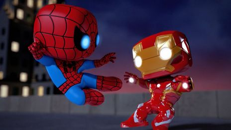 Marvel Funko Short - Ep. 1 Spellbound