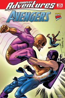Marvel Adventures the Avengers #35