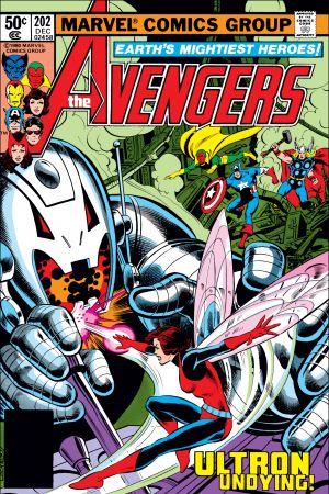 Avengers (1963) #202