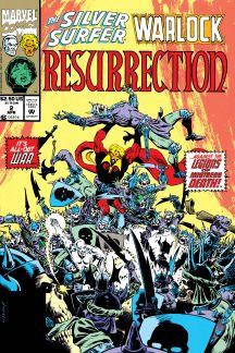 Silver Surfer/Warlock: Resurrection #2