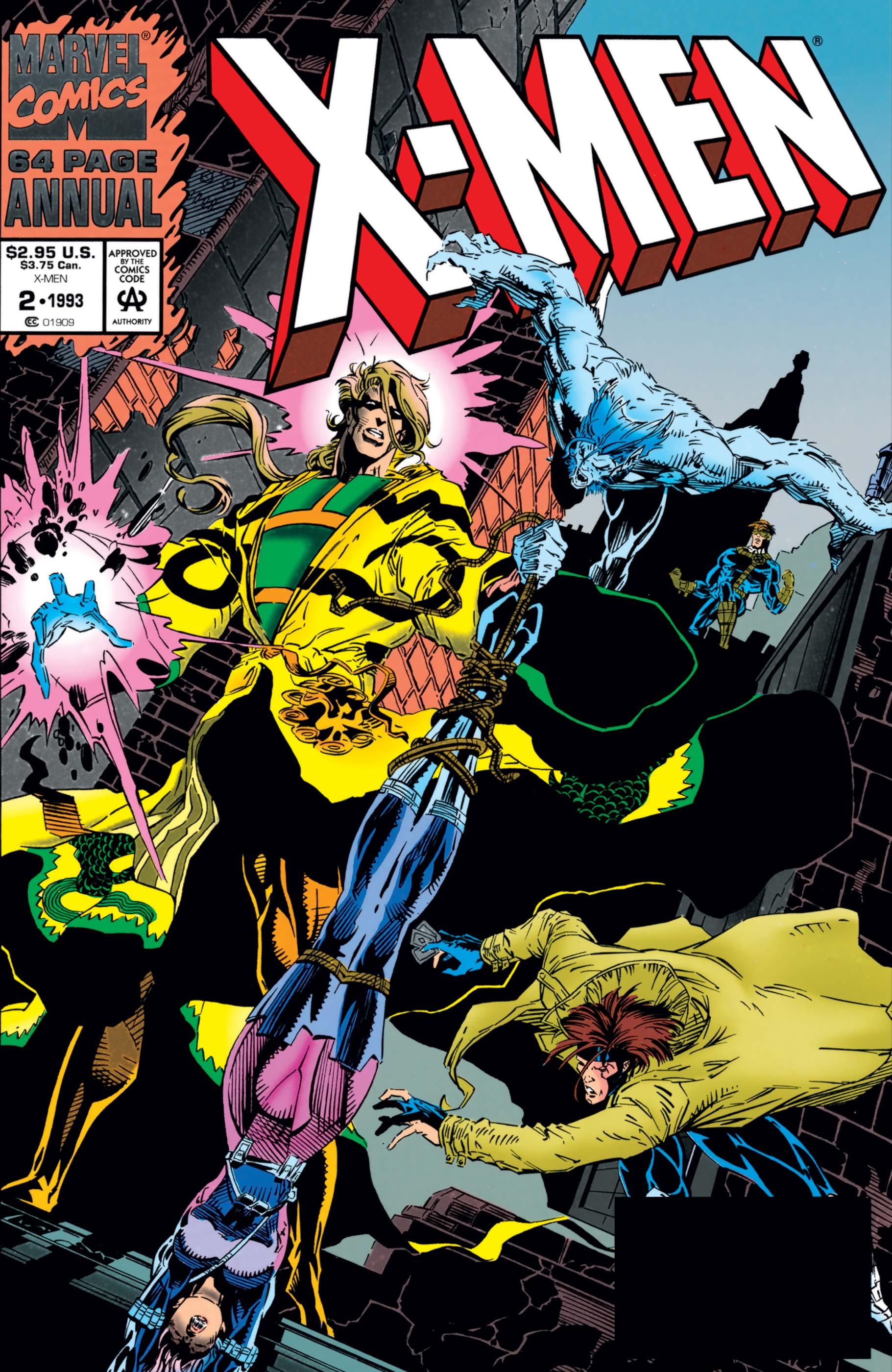 X-Men Annual (1991) #2