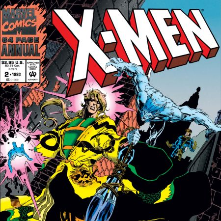 X-Men Annual (1991)