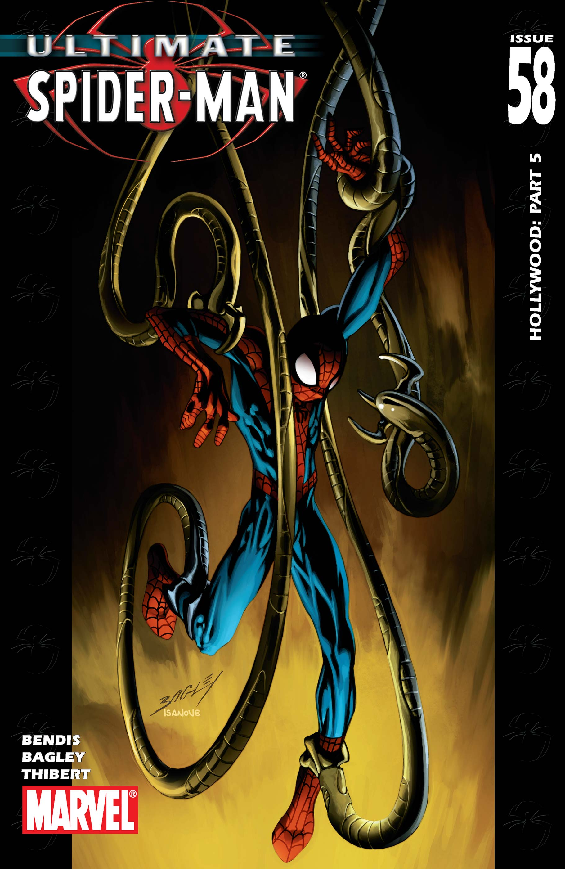 Ultimate Spider-Man (2000) #58