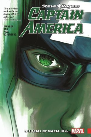 Captain America: Steve Rogers Vol. 2 - The Trial of Maria Hill (Trade Paperback)