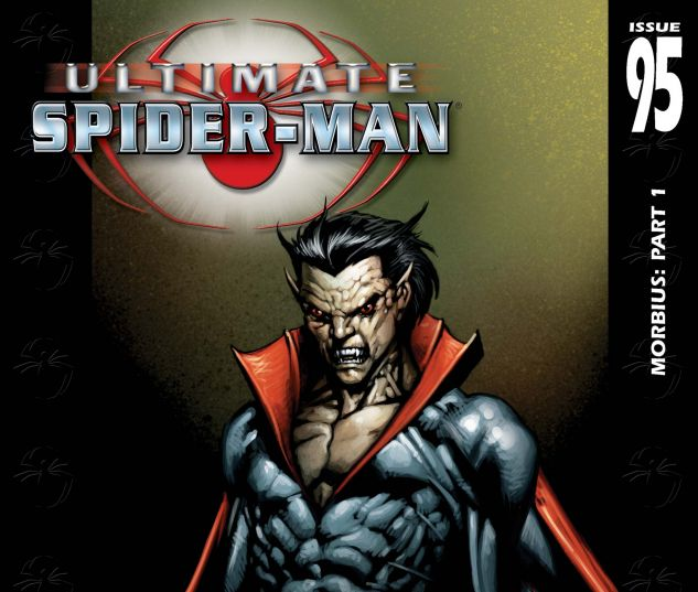 ULTIMATE SPIDER-MAN (2000) #95