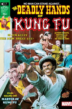 Deadly Hands of Kung Fu (1974) #3