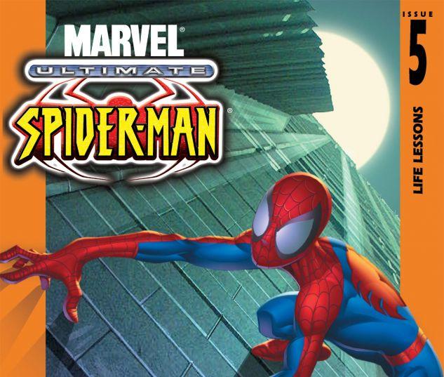 Ultimate Spider-Man (2000) #5
