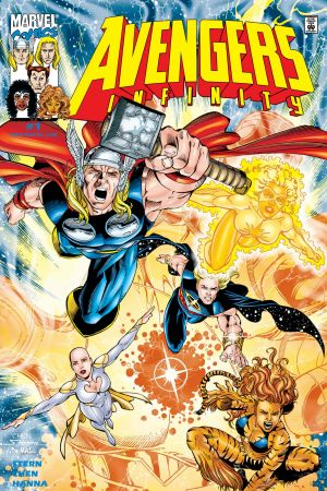 Avengers: Infinity (2000) #1
